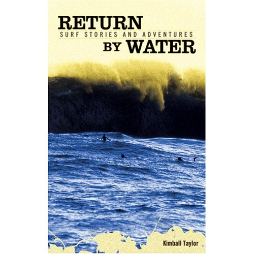 Return By Water Book
