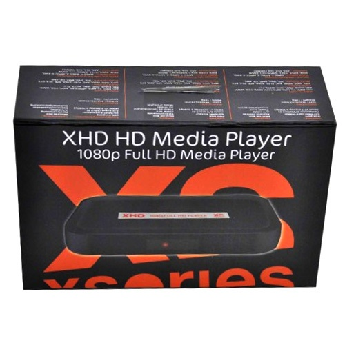XSories HD Media Player