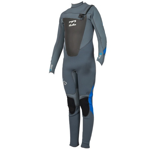 Billabong Junior 3mm (Foil C-Zip) Wetsuit