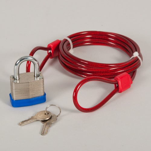 Lockjaw Leash Plug Lock
