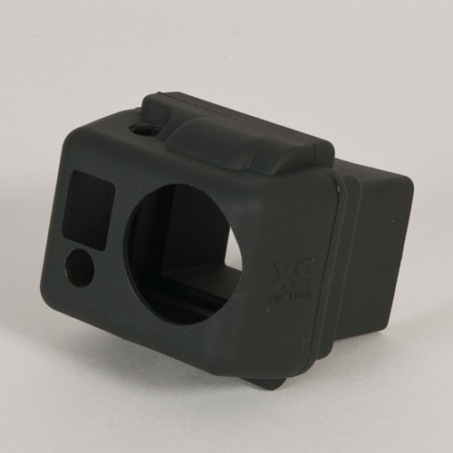 XSories Hooded Silicone Cover for GoPro HD
