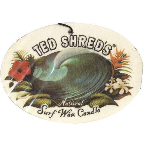 Ted Shred's Original Air Freshener