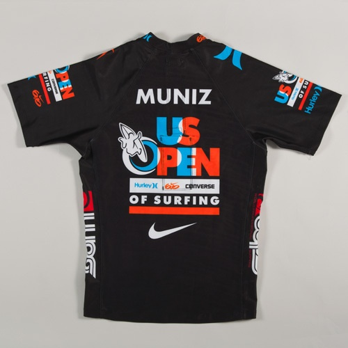 Alejo Muniz WPS All Stars 2011 Vest