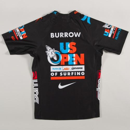 Taj Burrow WPS All Stars 2011 Vest