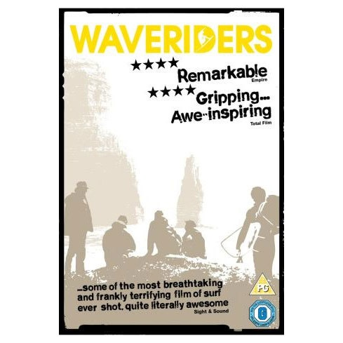 Waveriders DVD