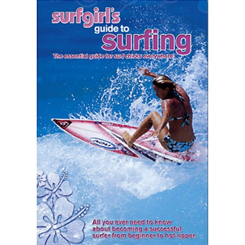 Surfgirls Guide to Surfing Book