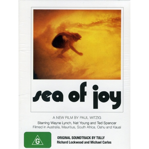 Sea of Joy DVD