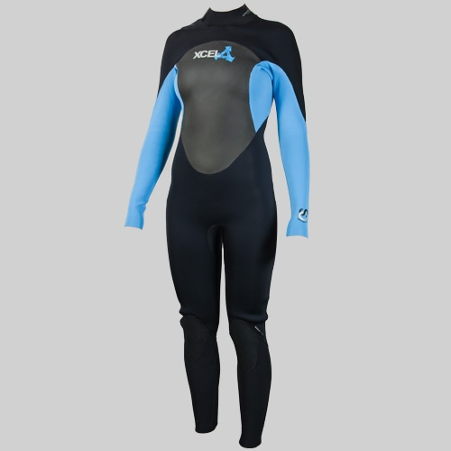 Xcel Womens 3mm OS Zip (2011) Wetsuit