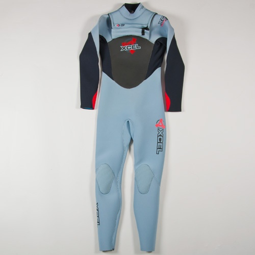 Xcel Kids 3mm Infiniti X-Zip Fullsuit (2011) Wetsuit