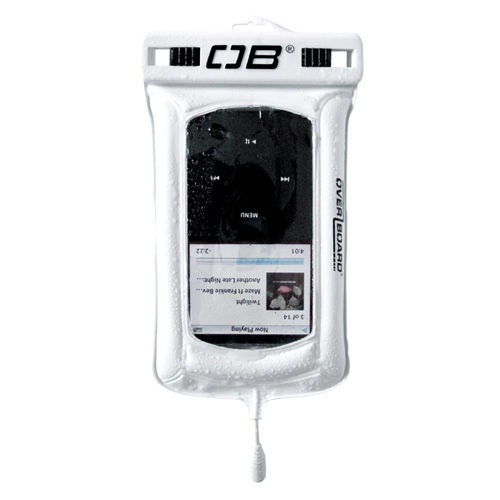 Overboard Pro-Sports Waterproof MP3 Case (White)