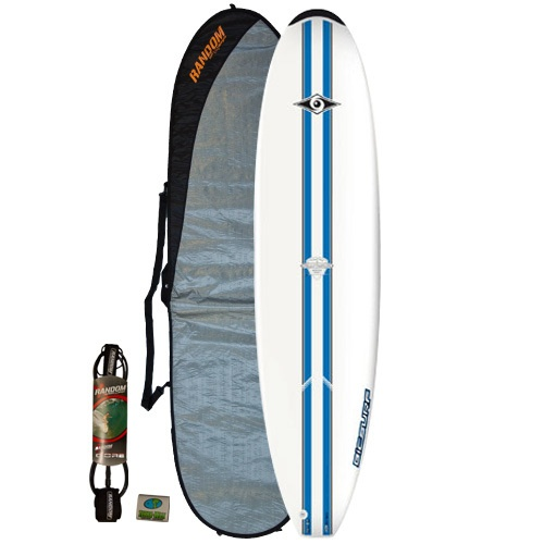 Bic 7'9 Natural Surf (Blue) Surfboard