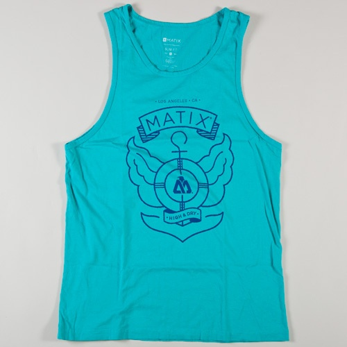 Matix High N Dry Tank (Teal)