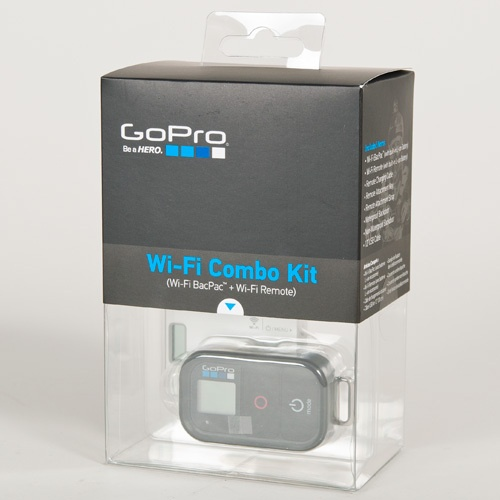 GoPro Wi-Fi BacPac And Remote