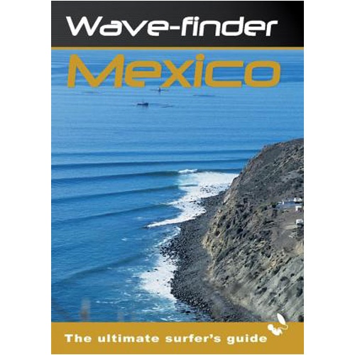Wave Finder Mexico Book