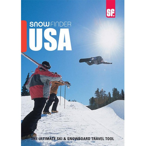 Snow-Finder USA Book