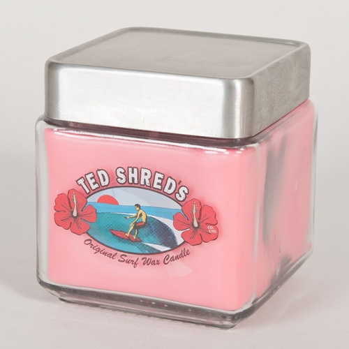 Ted Shred's Large Jar Candle