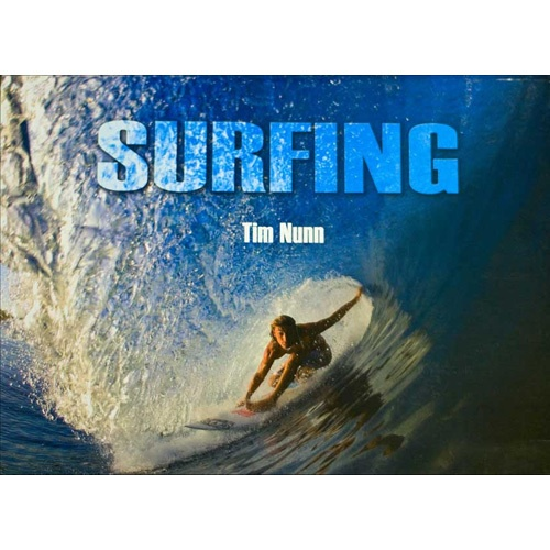Surfing - Tim Nunn Book