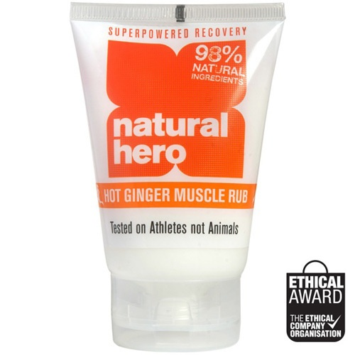 Hero Hot Ginger Muscle Rub